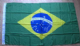 Brazil Large Country Flag - 3' x 2'.